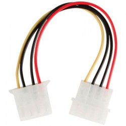VLCP 74000V 0.15 cable Molex male - Molex female