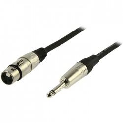 CBXFJ-4 MICROPHONE/LINE CABLE 4m