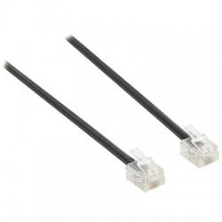 VLTP 90200B 2.00 cable RJ11 male - RJ11 male