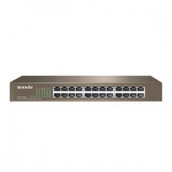 Fast Εthernet 24 port switch 19-inch Tenda TEF1024D
