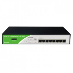 Fast Ethernet 8port Switch PoE WIS-SF800P