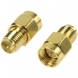 VLSP 02112A SMA FEMALE-SMA MALE ADAPTER