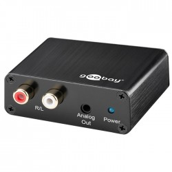 58965 Digital/analogue audio converter