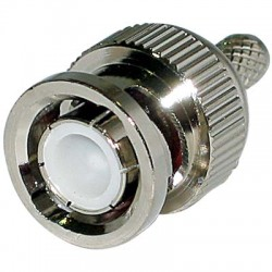 BNC-010 CRIMP PLUG FOR RG58