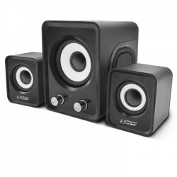 NOD Base.2.One SPK-010 Speaker 2.1 2x3W,black