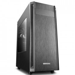 DEEPCOOL D-SHIELD V2 ATX CASE BLACK