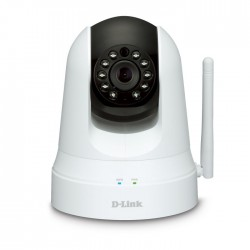 D-LINK DCS-5020L WIRELESS N PAN & TILT DAY/NIGHT CAMERA