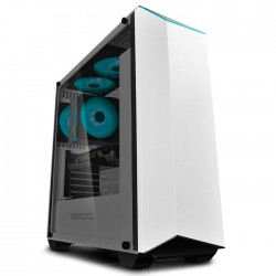 DEEPCOOL EARLKASE RGB WH ATX CASE WHITE