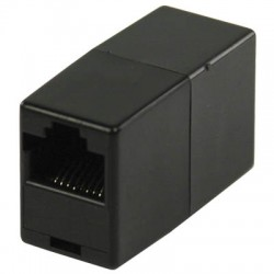 VLCP 89050B RJ45 crossover coupler