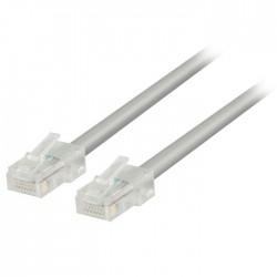 VLCP 85000E 0.50 UTP CAT 5e network cable  grey
