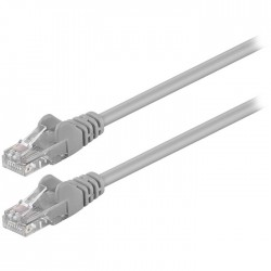 68611 CAT 5e U/UTP PATCH CABLE 0.25m GREY