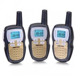 SWITEL WTE 2313 WALKIE-TALKIES EASY T10K TRIO PACK