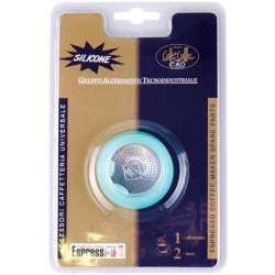 GAT 105002RI1SIL SILICONE GASKETS + FILTER 1-2 CUPS
