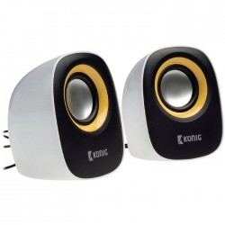 CS20SPS 100 YELLOW Speaker set 2.0