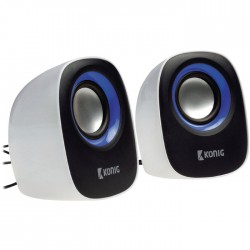 CS20SPS 100 BLUE Speaker set 2.0