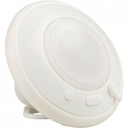 BTFSP 100 WH white Bluetooth speaker floating waterproof