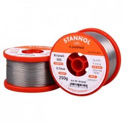 ΚΟΛΛΗΣΗ 0.70mm 250gr Sn60/Pb40 STANNOL