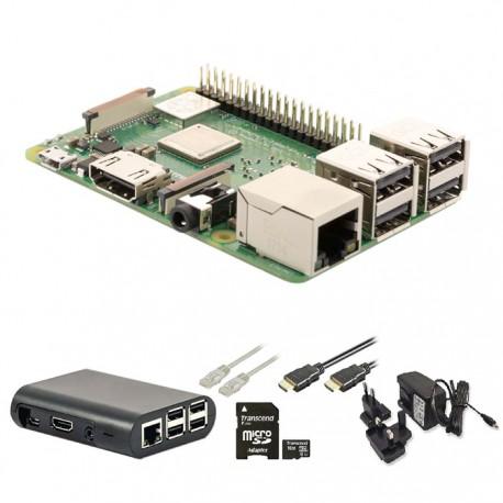 RASPBERRY Pi RP3PKIT1 3B+ Starter Kit + NOOBS Software Tool
