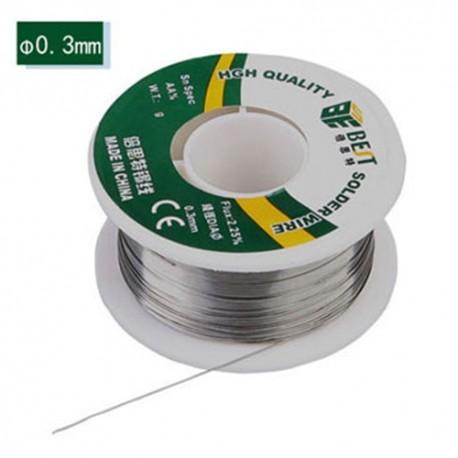 Κόλληση - Soldering wire BEST, διατομή 0,3mm 100gr