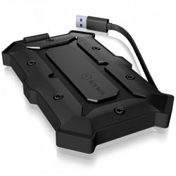 """IB-276U3 WATERPROOF CASE IP66 FOR 2,5"""" SATA III USB 3.0 /20324"""