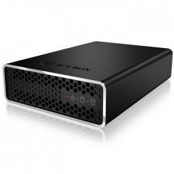 "ICY BOX IB-RD2253-U31 EXTERNAL RAID SYSTEM FOR 2x2,5"" SATA SSD/HDD TO USB 3.1 /"