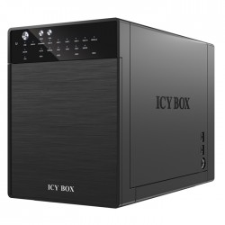"ICY BOX IB-3640SU3 EXTERNAL 4-BAYJBOD FOR 3,5"" SATA /20640"