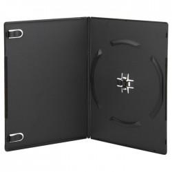 ESP CASE 1 DVD 7mm BLACK ULTRA SLIM    3036