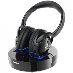 MELICONI 497302 CUFFIA TV HP300  PROFESSIONAL HEADSET
