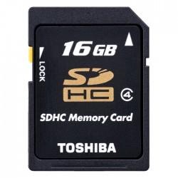 TOS SD 16GB N102 CLASS 4 HS STANDARD / THN-N102K016M4