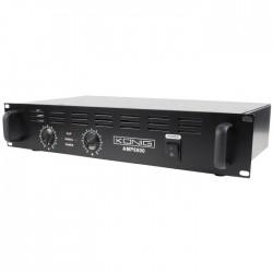 PA-AMP6000-KN AMPLIFIER 2X300W
