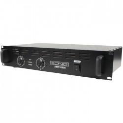 PA-AMP10000-KN AMPLIFIER 2X500W