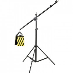 CAMLINK CL-BOOMSTAND 10 Boom stand with sandbag