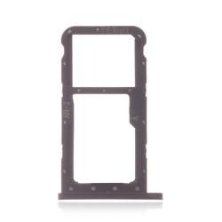 Βάση κάρτας SIM - SIM Card Tray Black Original
