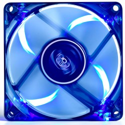 DEEPCOOL WINDBLADE 80 COOLING FAN 80mm BLUE LED