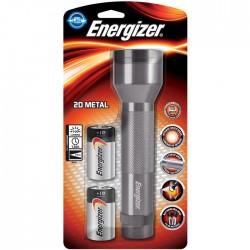 ENERGIZER METAL & 2xD