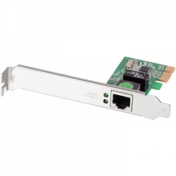 EDIMAX EN-9260TX-E v2 GIGABIT PCI EXPRESS ADAPTER LOW PROFILE