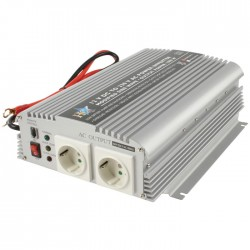 HQ-INVERTER 1KW/12V TO 230VAC