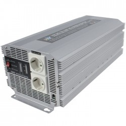 HQ-INVERTER 2500W/24V TO 230V