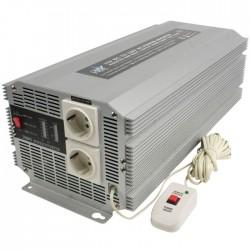 HQ-INVERTER 2500W/12V  TO 230V