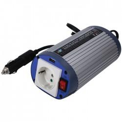 HQ-INV150WU-24 HQ INVERTER 150W 24 > 230V + USB