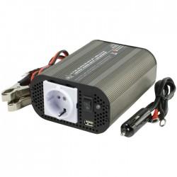 HQ-INV400WU-12V HQ MODIFIED SINE WAVE INVERTER 400 W 12 V + USB