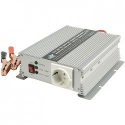 HQ-INVERTER 600W 12V TO 230V