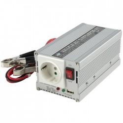 HQ-INVERTER 300WU-24V INV. 24>230V+USB