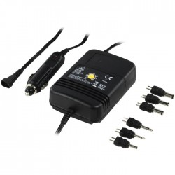P.SUP.CAR 10 12/24V INPUT CAR DC ADAPTER
