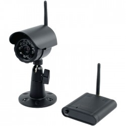 SAS-TRANS 40 5.8 GHz wireless camera system