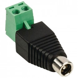 SAS-PCF 10 KONIG DC PLUG WITH TERMINAL CONNECTOR FEMALE