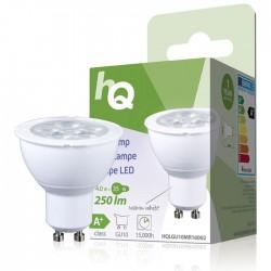 LAMP HQL GU10 MR16002 LED lamp MR16 GU10 4W 250 lm 2700K