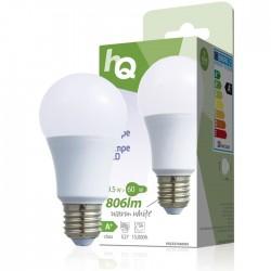 LAMP HQL E27 A60002 LED lamp A60 E27 9.5 W 806 lm 2700K