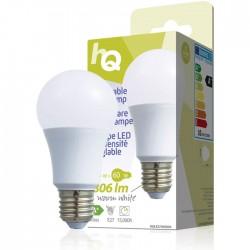 LAMP HQL E27 A60004 LED lamp A60 E27 9.5 W 806 lm 2700K