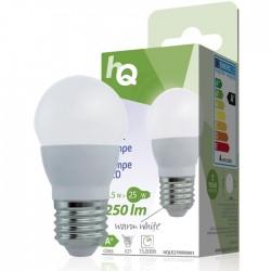 LAMP HQL E27 MINI 001 LED lamp mini globe E27 3.5 W 250 lm 2700K